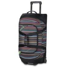 DaKine Rolling Duffel Bag - Large in Taos - Closeouts