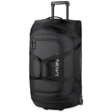 DaKine Rolling Duffel Bag - Small in Black - Closeouts