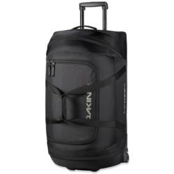 DaKine Rolling Duffel Bag - Small in Black
