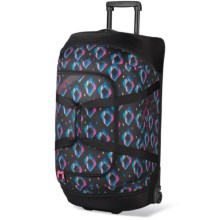 DaKine Rolling Duffel Bag - Small in Kamali - Closeouts