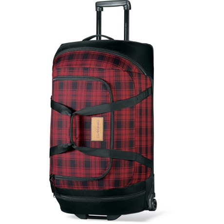 DaKine Rolling Duffel Bag - Small in Woodsman