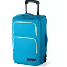 "DaKine Rolling Suitcase - 20"", Carry-On in Azure - Closeouts"