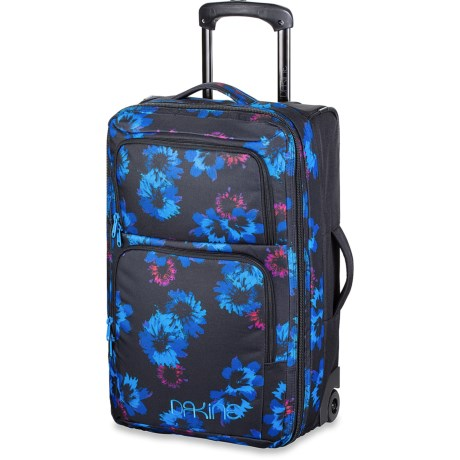 "DaKine Rolling Suitcase - 20"", Carry-On in Bluflowers"