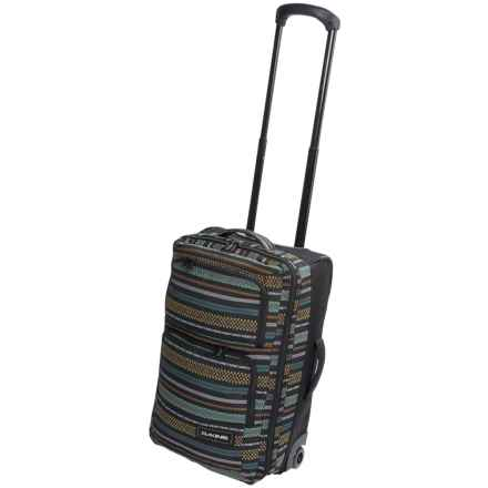 "DaKine Rolling Suitcase - 20"", Carry-On in Dakota - Closeouts"