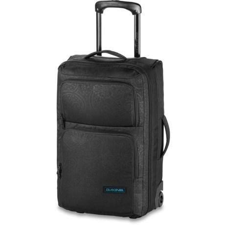 """DaKine Rolling Suitcase - 20"""", Carry-On in Ellie Ii"""