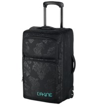 "DaKine Rolling Suitcase - 20"", Carry-On in Flourish - Closeouts"