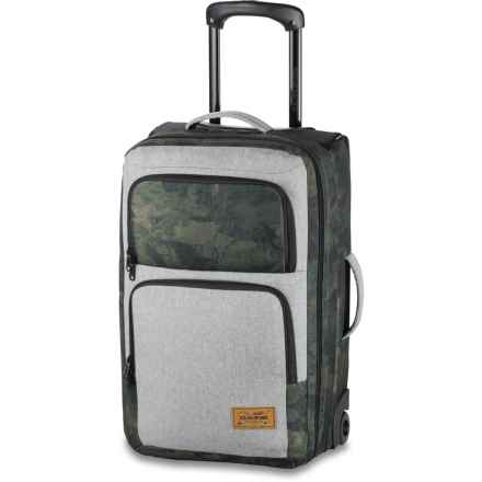 "DaKine Rolling Suitcase - 20"", Carry-On in Glisan - Closeouts"