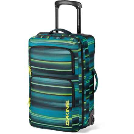 """DaKine Rolling Suitcase - 20"""", Carry-On in Haze - Closeouts"""