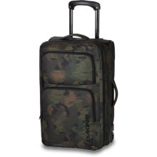 "DaKine Rolling Suitcase - 20"", Carry-On in Marker Camo - Closeouts"