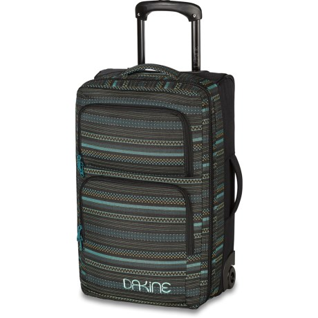 """DaKine Rolling Suitcase - 20"""", Carry-On in Mojave"""
