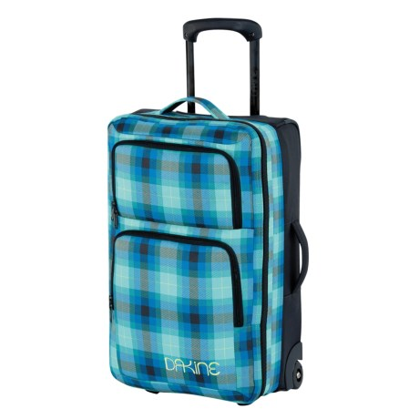 "DaKine Rolling Suitcase - 20"", Carry-On in Skyler"