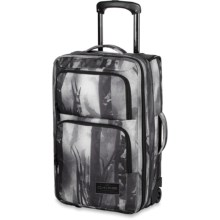 """DaKine Rolling Suitcase - 20"""", Carry-On in Smolder - Closeouts"""