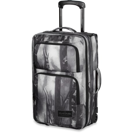 "DaKine Rolling Suitcase - 20"", Carry-On in Smolder"