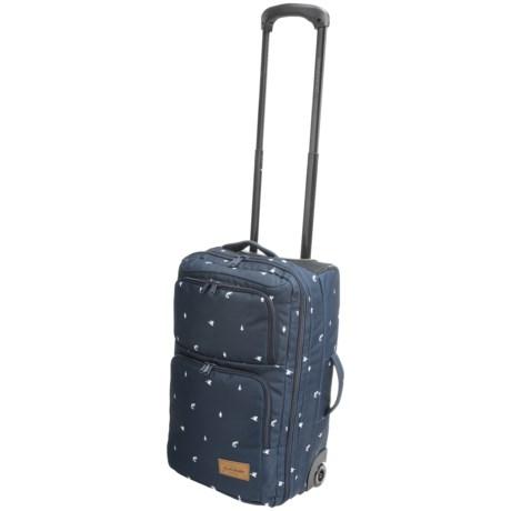 """DaKine Rolling Suitcase - 20"""", Carry-On in Sportsman"""