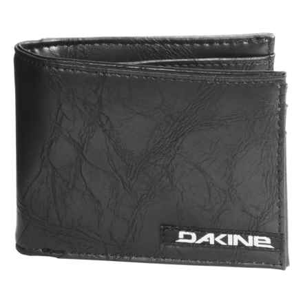 DaKine Rufus Wallet in Black - Closeouts