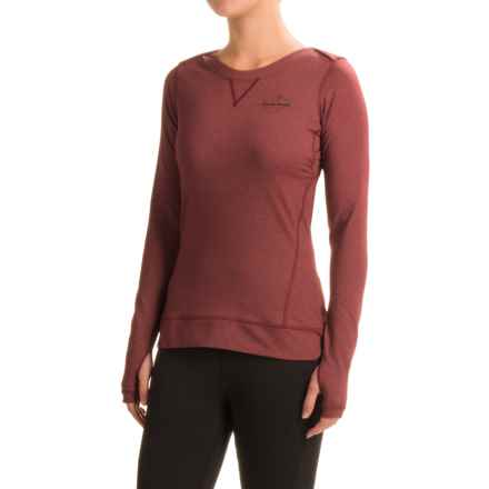 DaKine Scarlet Shirt - Long Sleeve (For Women) in Rosewood - Closeouts