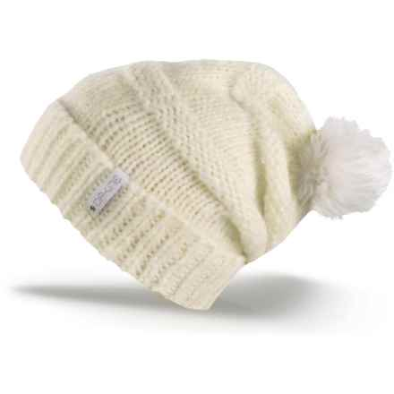 DaKine Scruntch Beanie Hat (For Women) in Ivory - Closeouts