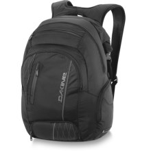 DaKine Section Wet/Dry Backpack - 40L in Black - Closeouts