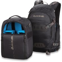 DaKine Sequence 33L Photo Backpack in Black - Closeouts
