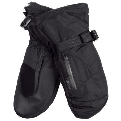 DaKine Sequoia Gore-Tex® Mittens - Waterproof, Insulated, 3-in-1 (For Women) in Black