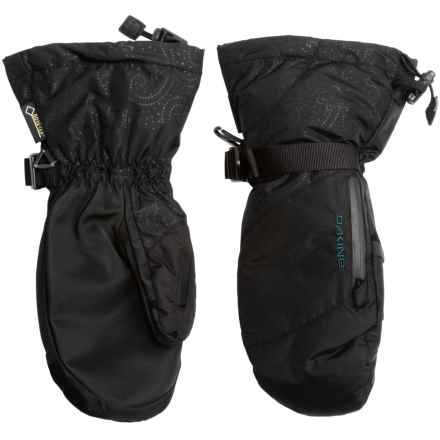 DaKine Sequoia Gore-Tex® Mittens - Waterproof, Insulated, Removable Liner (For Women) in Ellie Ii - Closeouts