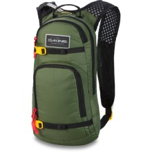 DaKine Session 8L Hydration Pack - 70 fl.oz. in Olive - Closeouts