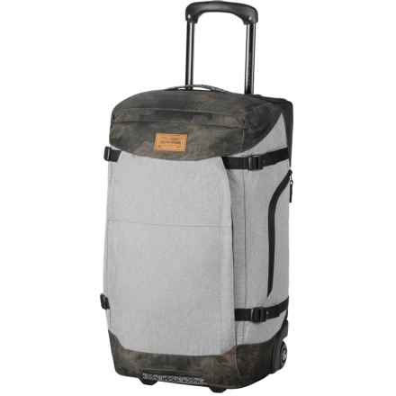 DaKine Sherpa Roller Bag - 60L in Glisan - Closeouts