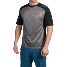 DaKine Shop Charger Shirt - Short Sleeve (For Men) in Carbon - Closeouts