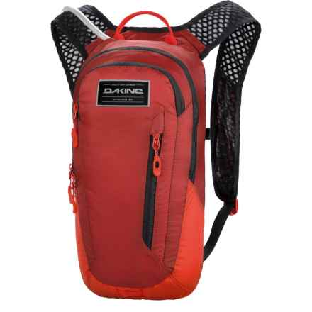 DaKine Shuttle 6L Hydration Pack in Red Rock - Closeouts