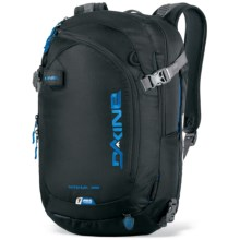 DaKine Signal 25L Backpack - ABS Avalanche Airbag System in Black - Closeouts