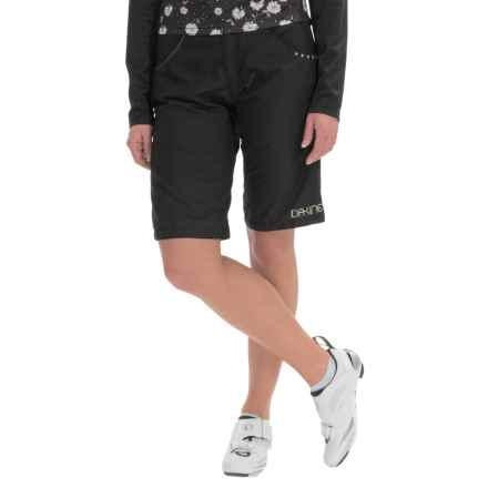 DaKine Siren Bike Shorts (For Women) in Black - Closeouts