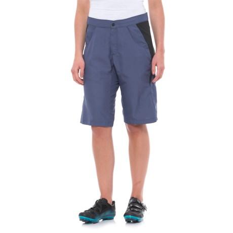 DaKine Siren Bike Shorts (For Women) in Crown Blue