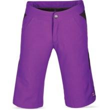 DaKine Siren Bike Shorts with Liner (For Women) in Grape - Closeouts