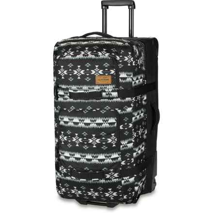 DaKine Split Roller 110L Suitcase (For Women) in Fireside - Closeouts