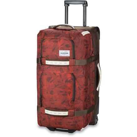 DaKine Split Roller 110L Suitcase in Northwoods - Closeouts