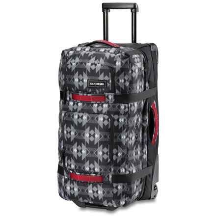 DaKine Split Roller 85L Suitcase in Fireside Ii - Closeouts