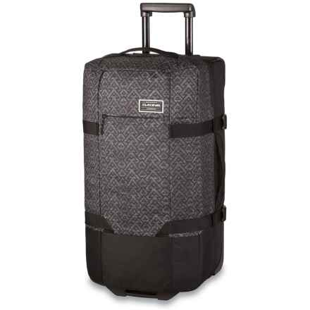 DaKine Split Roller EQ Rolling Suitcase -100L in Stacked - Closeouts