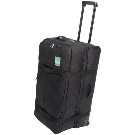 DaKine Split Roller Suitcase - Large in Lattice Floral