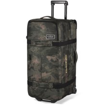 DaKine Split Roller Suitcase - Large in Peat Camo - Closeouts