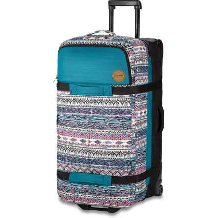 DaKine Split Roller Suitcase - Large in Rhapsody Ii - Closeouts