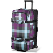 Dakine Split Roller Suitcase - Small in Belle - Closeouts