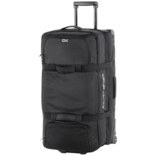 DaKine Split Rolling Suitcase - Small in Black - Closeouts
