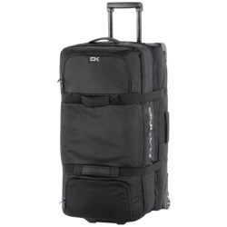 DaKine Split Rolling Suitcase - Small in Black