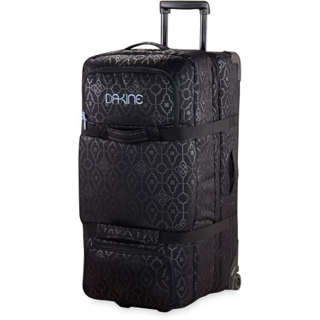 DaKine Split Rolling Suitcase - Small in Capri