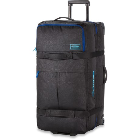 DaKine Split Rolling Suitcase - Small in Glacier