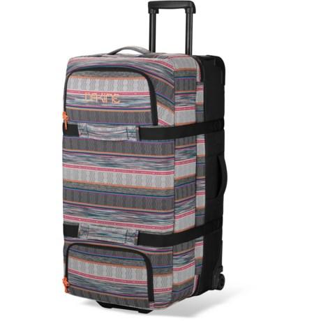 DaKine Split Rolling Suitcase - Small in Lux