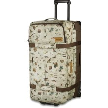 DaKine Split Rolling Suitcase - Small in Trophy - Closeouts