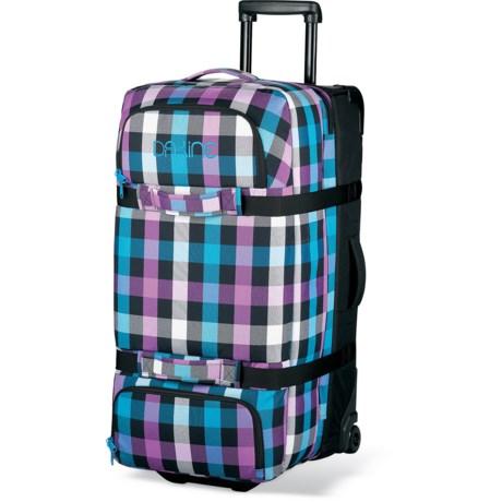 DaKine Split Rolling Suitcase - Small in Vista