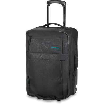 DaKine Status Rolling Carry-On Bag - 45L in Ellie Ii - Closeouts
