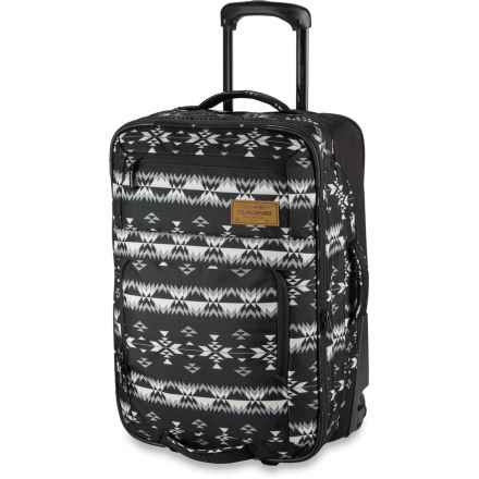 DaKine Status Rolling Carry-On Bag - 45L in Fireside - Closeouts